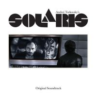 Артемьев Эдуард - Solaris. Original Soundtrack (LP, US version, Dr. Gibarian cover)